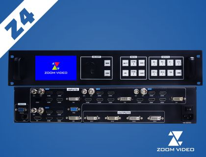 4K 多画面处理器 Z4