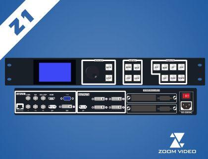 LED视频处理器 Z1